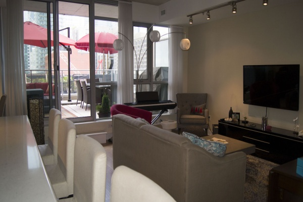 2 Bedrooms, Condo, For sale, M5V, King Street West, Nineth Floor, 2 Bathrooms, Listing ID 1025